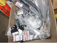 (1) Box of Brake & Clutch Cables