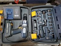 Mastercraft Drill and Socket Set
