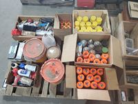 Misc Spray Paint, Misc. Hardware, Insulating Foam