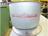General Electric Wash Tub & Wire Clothes Basket