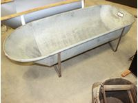 Galvanized Free Standing Bath Tub
