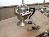 Electric Coffee Maker with Spigot