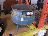 Cast Iron Gypsys Cook Kettle