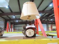 Little Brown Jug Lamp