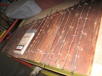 Collection of Fencing Wire with Bobbed Wire Bible