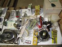Pallet of Cooking and Kitchen Items