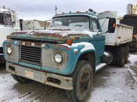 T/A Gravel Truck