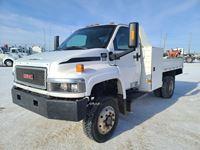 S/A 4X4 Deck Truck