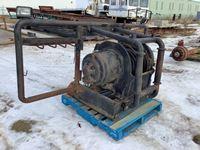 40 Ton Hydraulic Winch