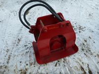 Excavator Hydraulic Tamper