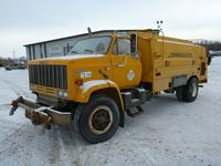 S/A Water Truck