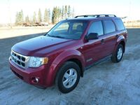 2008 Ford Escape 4WD Sport Utility Vehicle