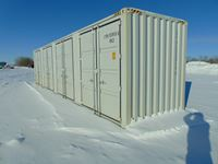40 Ft High Cube Multi-Door Container