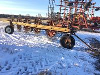 5 Wheel Root Rake