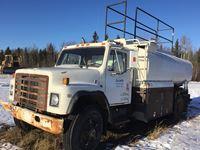 S/A Fuel Truck (non runner)