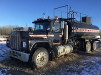 T/A Water Truck