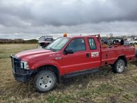 4WD Super Duty Extended Cab Pickup