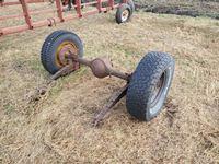 S/A Pickup Rear Axle