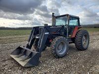 MFWD Loader Tractor
