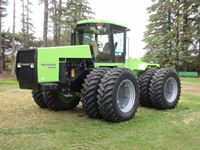 Steiger Cougar CR-1280 4WD Tractor