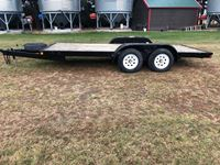 16 FT T/A Car Hauler Trailer