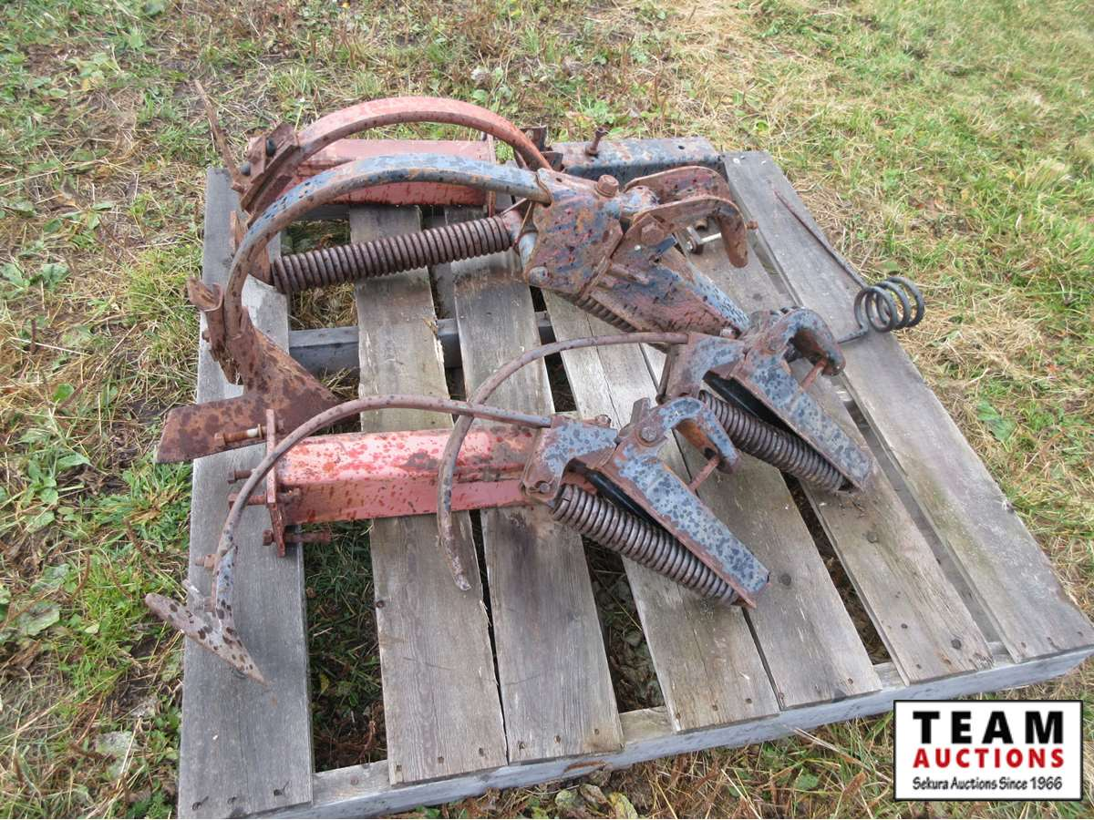 Pallet of Assorted Cultivator Shanks