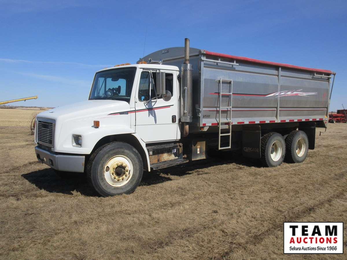 T/A Grain Truck